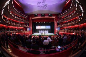 Μέσα στο Σταύρος Νιάρχος: Όσοι ήταν εκεί για τον Ομπάμα [pics, vids]