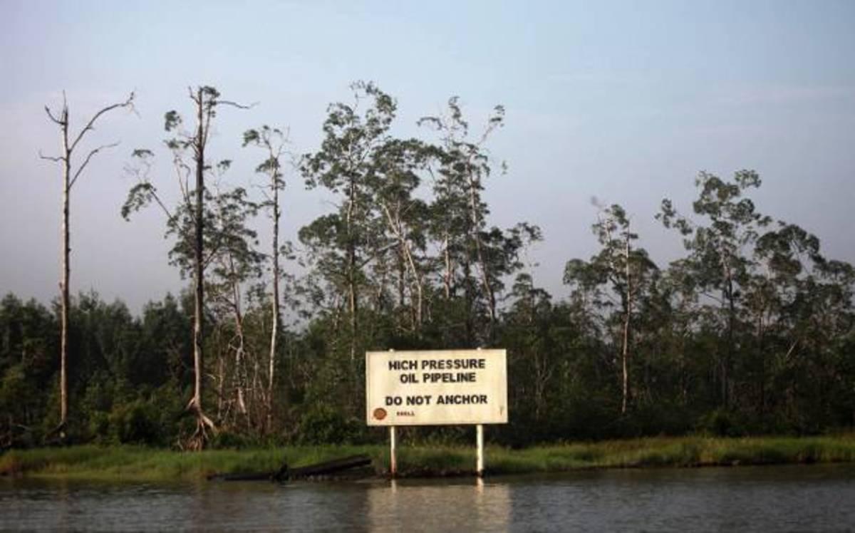 Η Shell αποζημιώνει αγρότη για τη μόλυνση στο Δέλτα του Νίγηρα | Newsit.gr