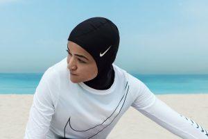 Nike: Μαντίλα ειδική για αθλήτριες [pics]