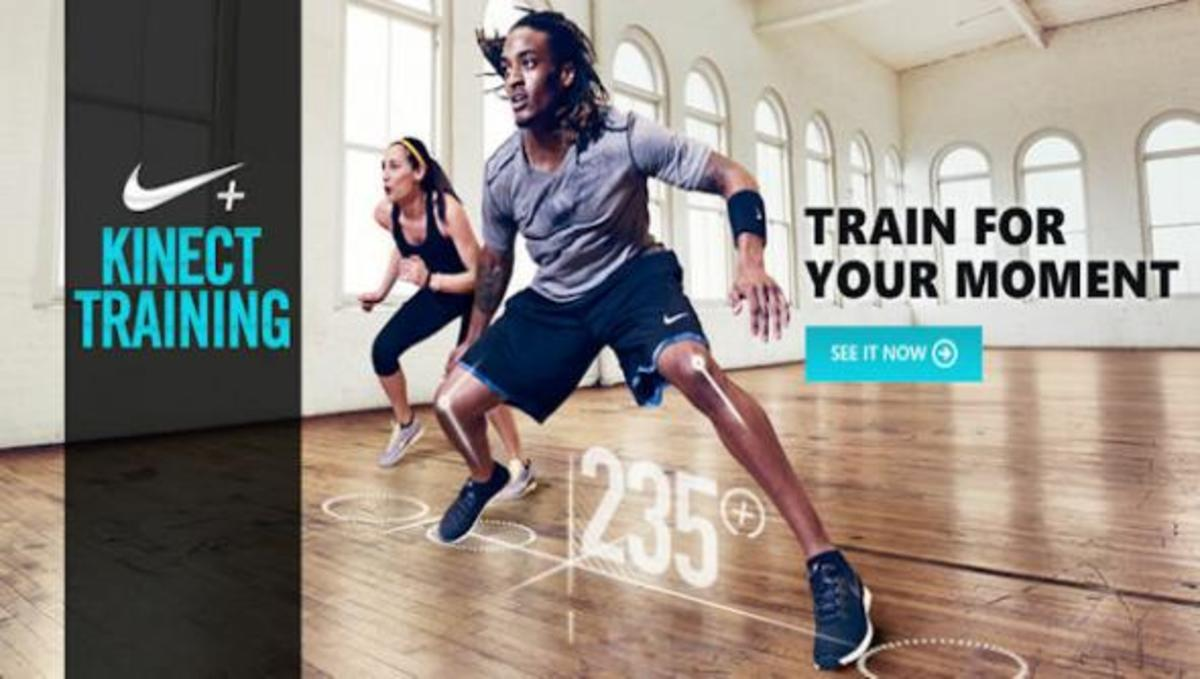Γυμναστείτε παίζοντας… με το Nike+ Κinect!   Newsit.gr