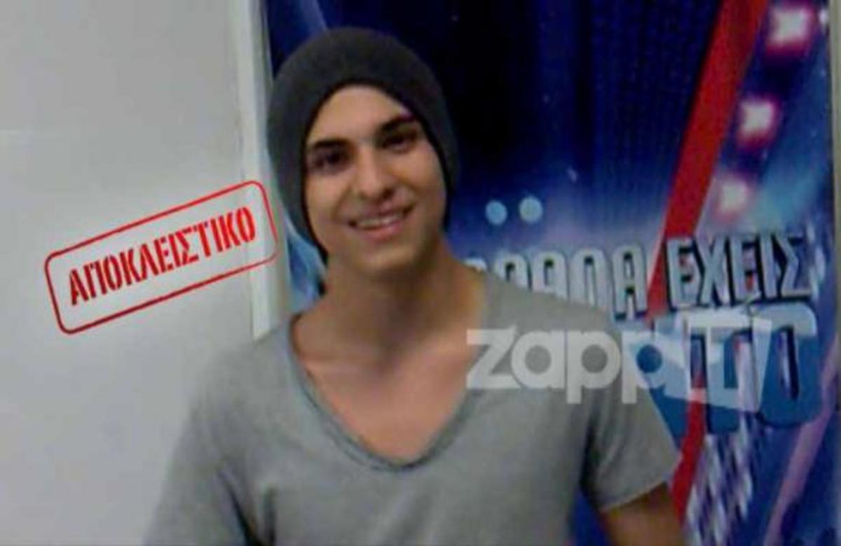 Ο νικητής του Ελλάδα έχεις ταλέντο δίνει την πρώτη του συνέντευξη στο ZAPPIT   Newsit.gr