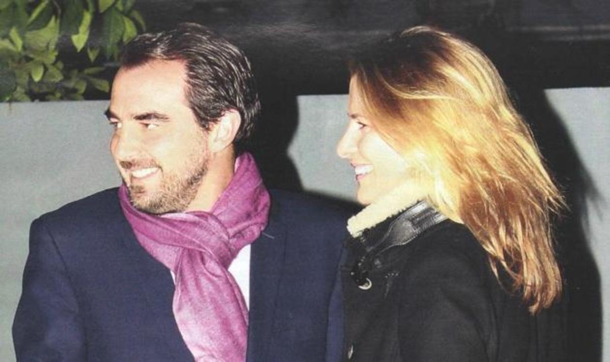 Νικόλαος – Τατιάνα: Ολιγοήμερες διακοπές στην Αθήνα!   Newsit.gr