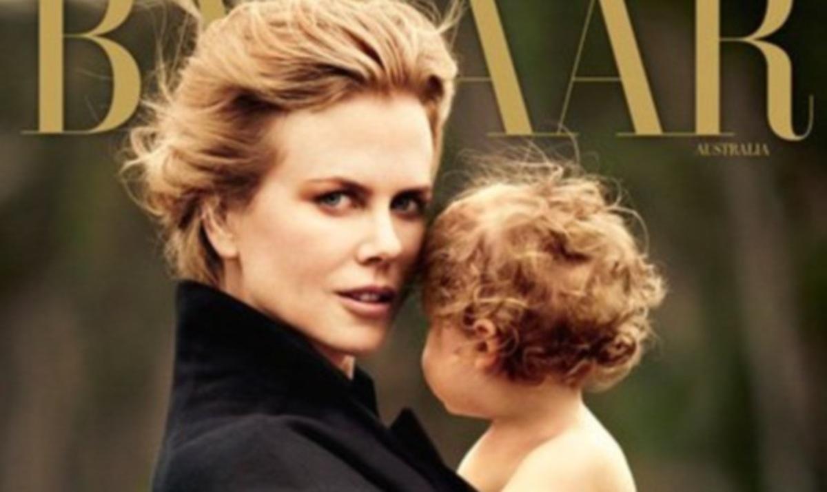 Η Nicole Kidman ποζάρει με την 18 μηνών κορούλα της! | Newsit.gr