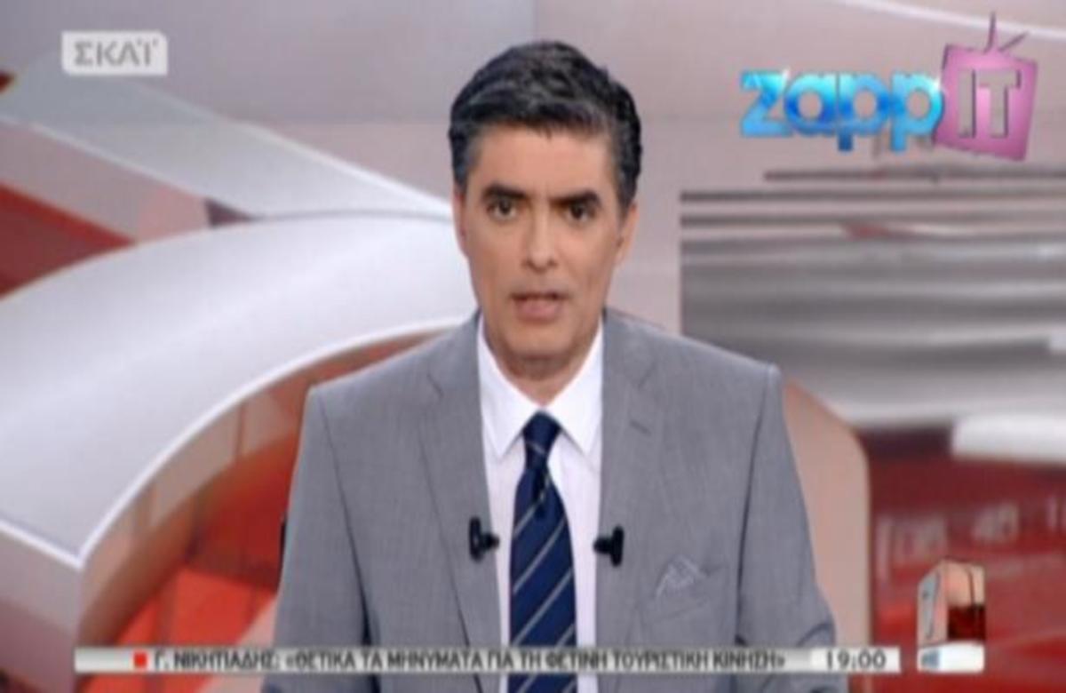 Όλα τα θέματα της επικαιρότητας στο «ΣΚΑΙ στις 7» με τον Ν. Ευαγγελάτο! | Newsit.gr