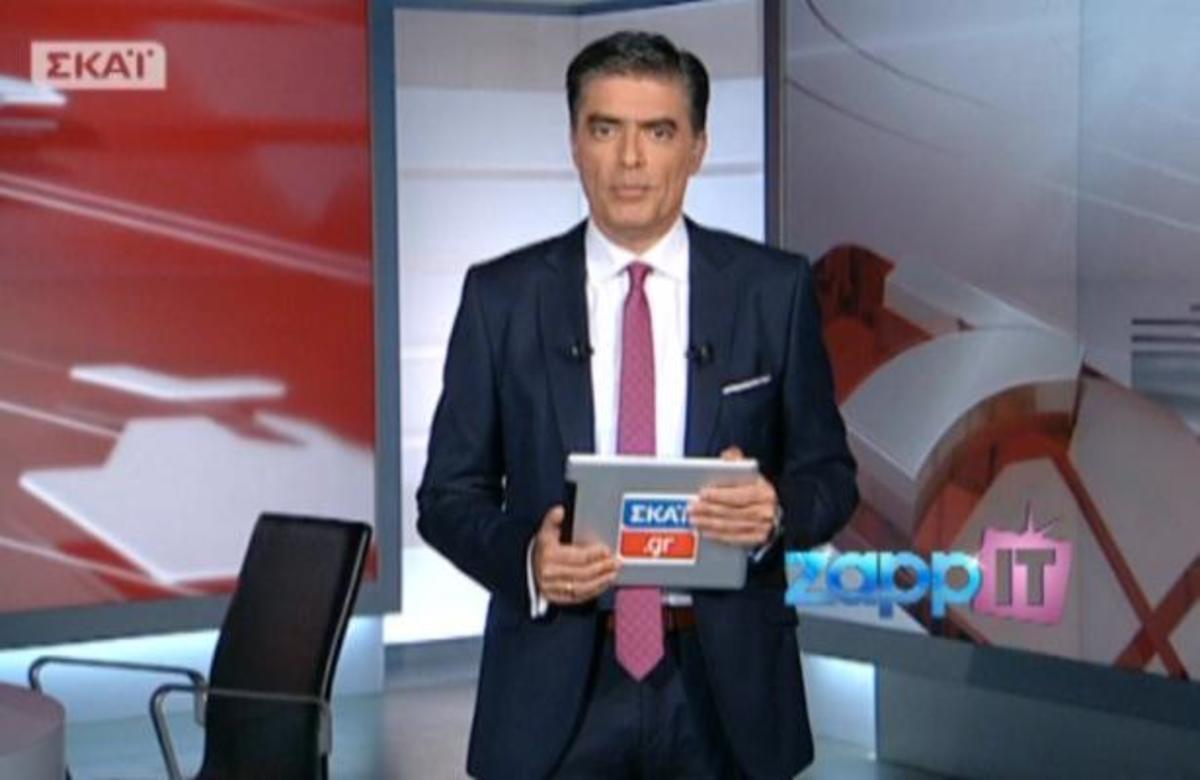 Όλα τα απρόοπτα από την ορκωμοσία στη Βουλή στον ΣΚΑΙ με τον Ν. Ευαγγελάτο   Newsit.gr