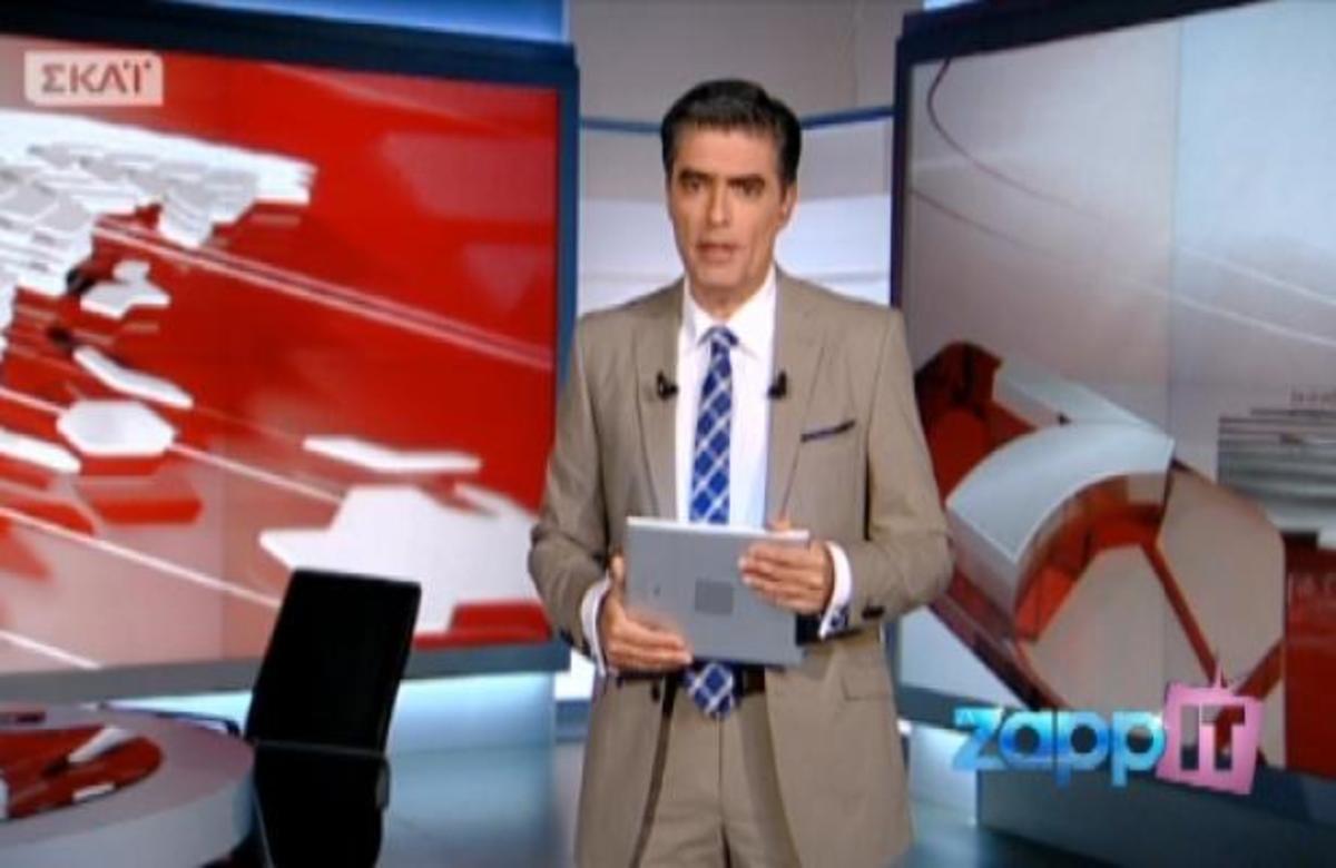 «ΣΚΑΙ στις 7» με τον Ν. Ευαγγελάτο! Δείτε όσα παρακολουθήσαμε | Newsit.gr