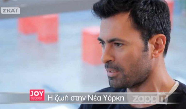 Ο Νίκος Παπαδάκης αποκάλυψε την πραγματική του ηλικία | Newsit.gr