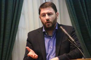 Ανδρουλάκης: Αν πάρουμε μεγάλο ποσοστό θα μπούμε σε συγκυβέρνηση