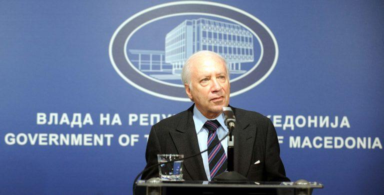 Διαβουλεύσεις στα Σκόπια ενόψει της επίσκεψης Νίμιτς | Newsit.gr