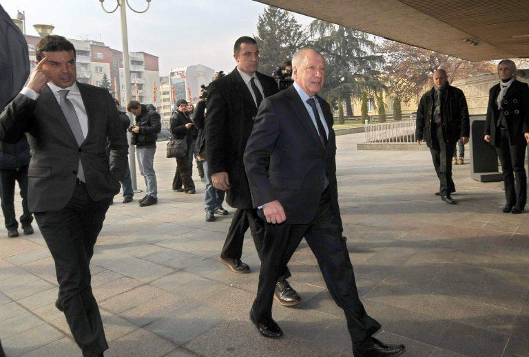 Αισιόδοξος ο Μ. Νίμιτς για λύση στο θέμα της ονομασίας της ΠΓΔΜ | Newsit.gr