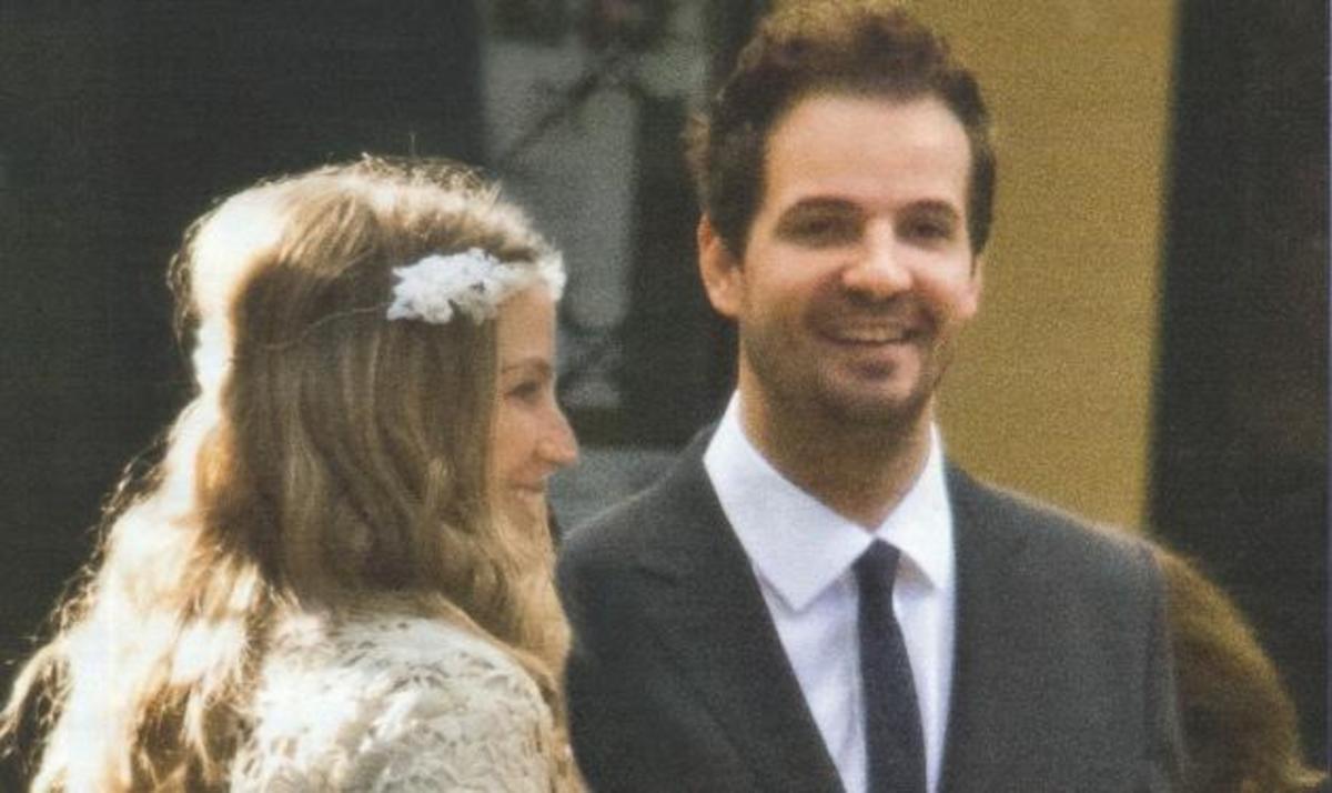 Νίνο – Χρυσή Βαρδινογιάννη: Οι πρώτες φωτογραφίες του γάμου τους!   Newsit.gr