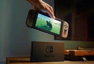 Ρεκόρ πωλήσεων για το Nintendo Switch!