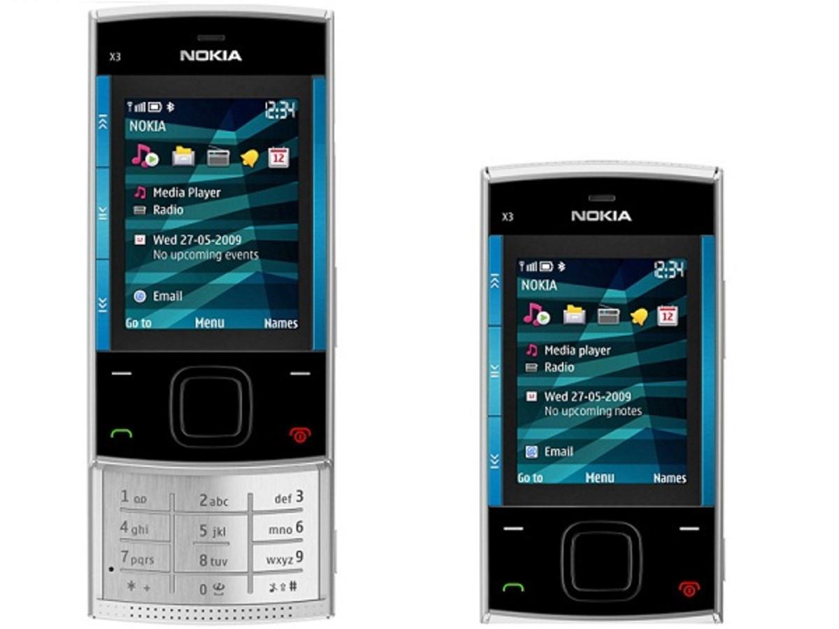 Το Nokia X3 έφτασε στην Ελλάδα   Newsit.gr