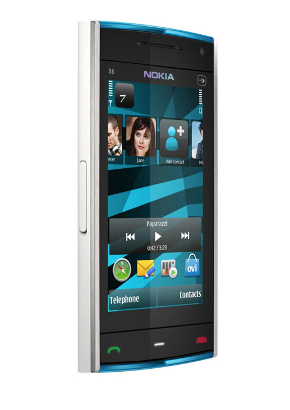 Nokia X6 review   Newsit.gr