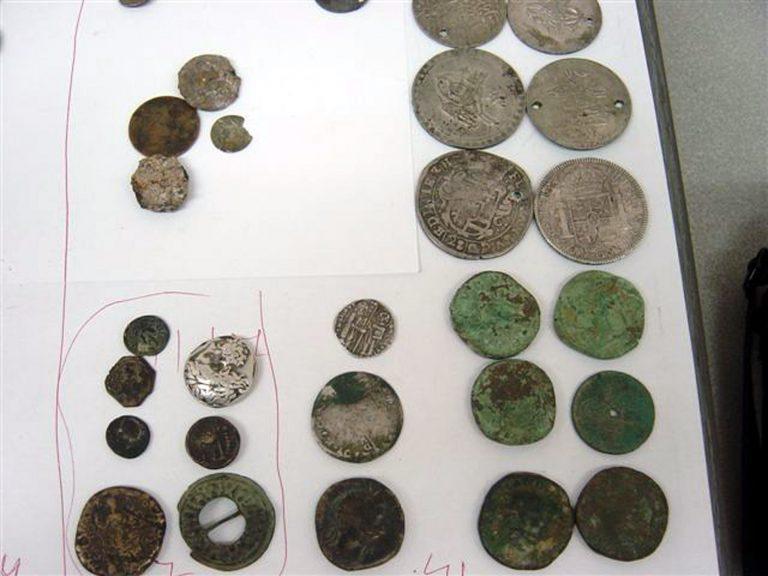 130 αρχαία νομίσματα προσπάθησε να περάσει ένας Βούλγαρος από το τελωνείο Έβρου | Newsit.gr