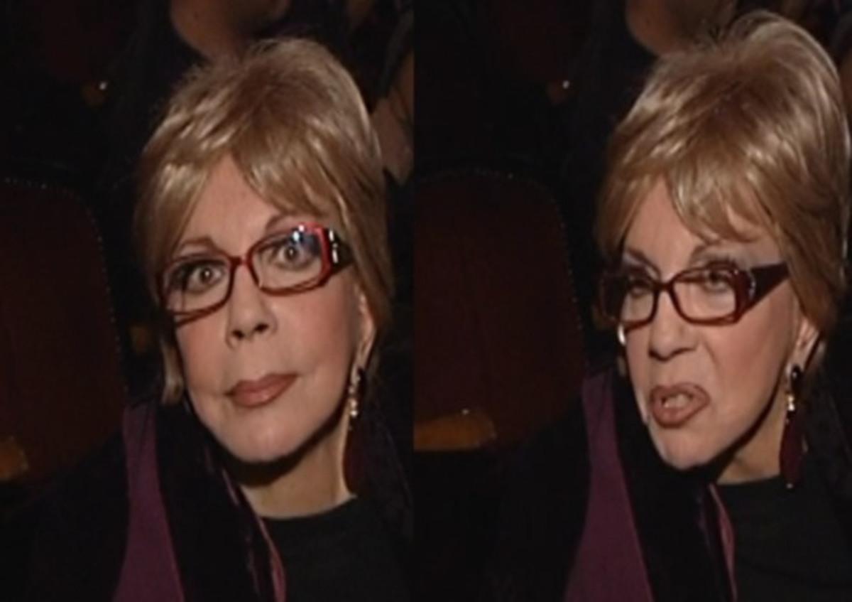 Η αντίδραση της Νόνικας Γαληνέα στο άκουσμα του ονόματος… Μιμή Ντενίση! | Newsit.gr