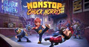 Ο Τσακ Νόρρις γίνεται παιχνίδι!