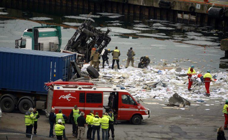 Τρεις νεκροί σε δυστύχημα στη Νορβηγία | Newsit.gr