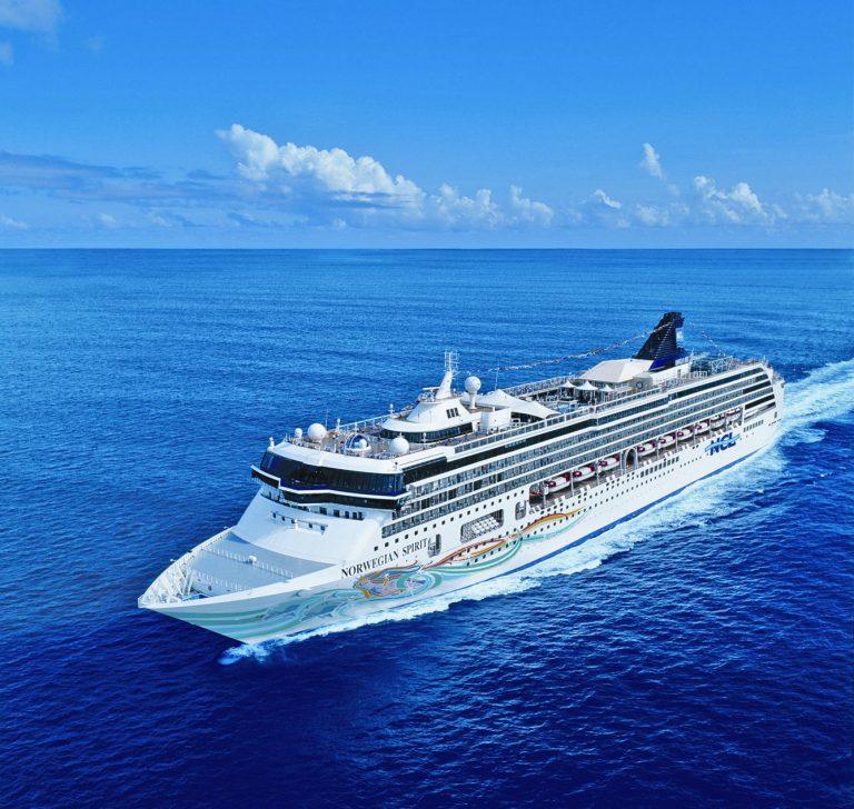 Το Norwegian Spirit στο λιμάνι του Πειραιά – Αναμένονται άλλα 850 κρουαζιερόπλοια! | Newsit.gr