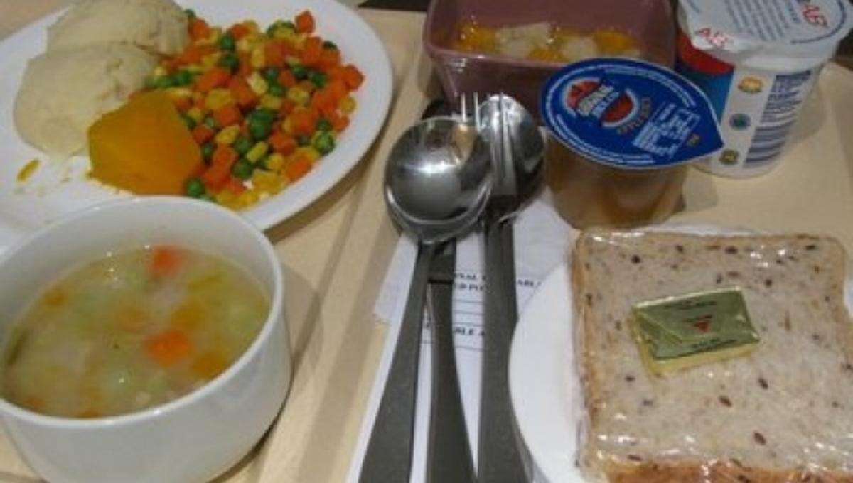 Απίστευτο: Κόβουν το κρέας από τους ασθενείς στα νοσοκομεία! Δείτε το μενού | Newsit.gr