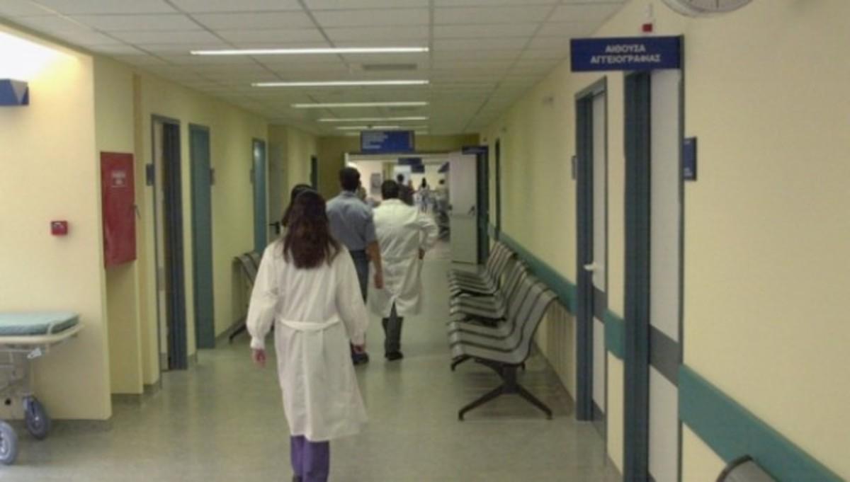 Λάρισα: Οι μαυροντυμένοι κύριοι, δεν περίμεναν το γιατρό επειδή ήταν άρρωστοι… | Newsit.gr