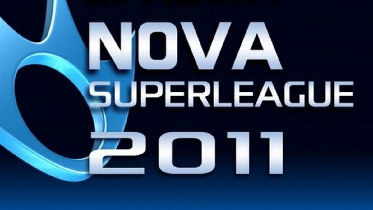 Διαγωνισμός Nova – Superleague: Ζήστε το πάθος σας για ποδόσφαιρο και κερδίστε μοναδικά δώρα | Newsit.gr