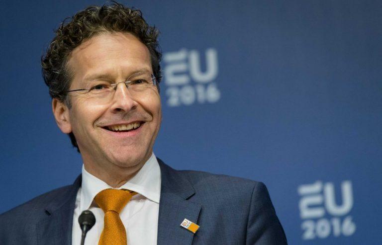 Eurogroup – Ντάισελμπλουμ: Αύριο η απόφαση για την εκταμίευση της δόσης