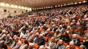 Κατάμεστος ο Περισσός για το ντοκιμαντέρ για τα 70 χρόνια του ΔΣΕ