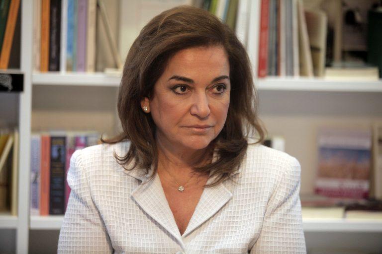 Ντόρα Μπακογιάννη: Έχασε τη μητέρα της στα γενέθλια της! | Newsit.gr