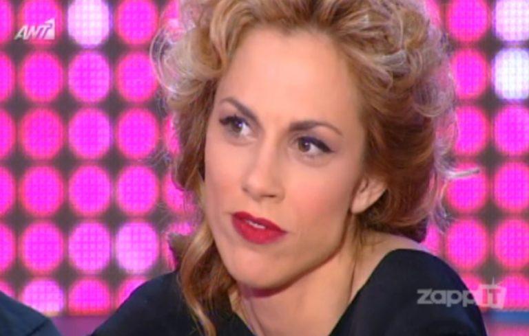 Η Ντορέττα Παπαδημητρίου και η στεναχώρια για τα 9αρια του τελικού | Newsit.gr