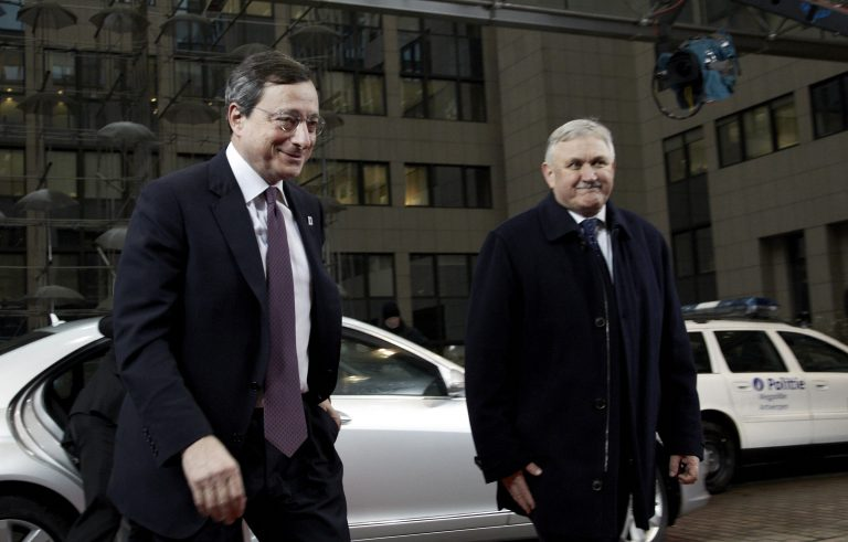 Ο Ντράγκι επικαλείται φόρτο εργασίας για να μην πάει στη σύνοδο των τραπεζιτών | Newsit.gr