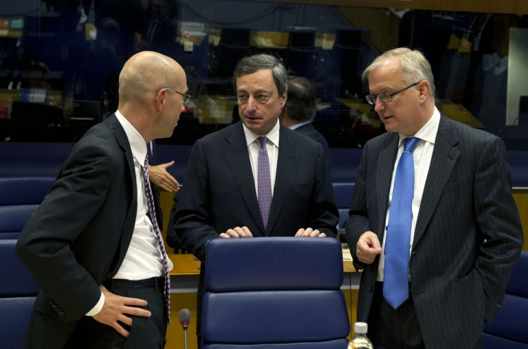 Μάριο Ντράγκι: «σημαντική, αν όχι εξαιρετική πρόοδο έχει σημειώσει η Ελλάδα» | Newsit.gr