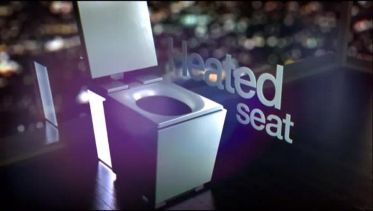 Η πιο Hi-tech τουαλέτα στον κόσμο! | Newsit.gr