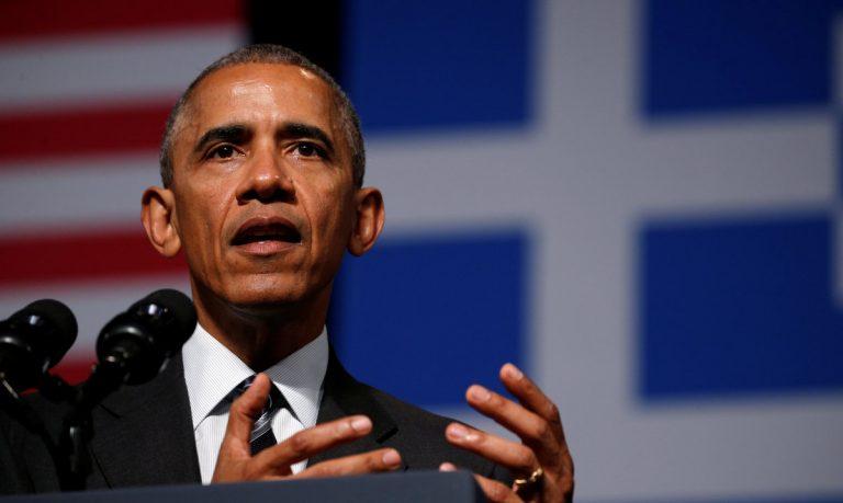 Ομπάμα: Όλοι αποθεώνουν το μάθημα Δημοκρατίας εκτός… Γερμανών! Bild: «Άδικος κόπος»!   Newsit.gr