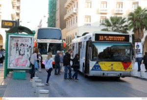 ΟΑΣΘ: Κατατέθηκαν τα ασφαλιστικά μέτρα κατά της επίσχεσης εργασίας