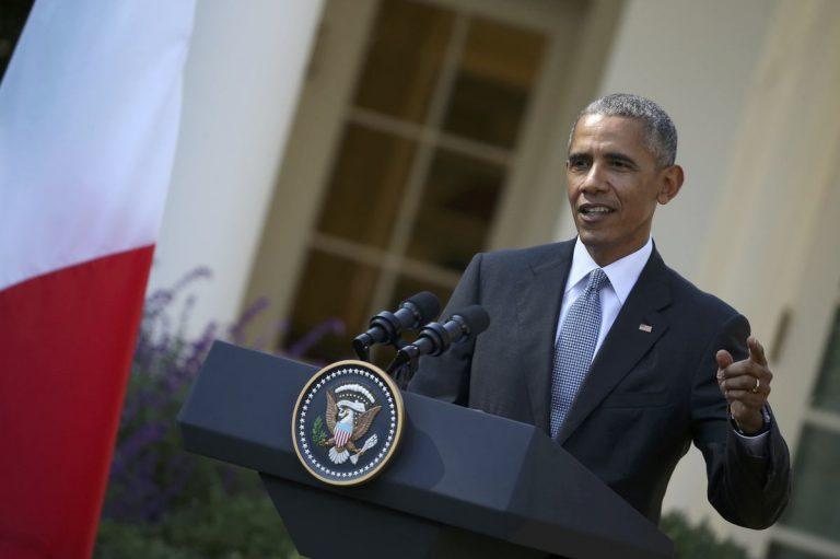 Ο Λευκός Οίκος δεν επιβεβαιώνει, ούτε και διαψεύδει την επίσκεψη Ομπάμα στην Αθήνα | Newsit.gr