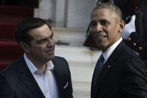 FAZ: Ο Ομπάμα υπόσχεται βοήθεια στους Έλληνες