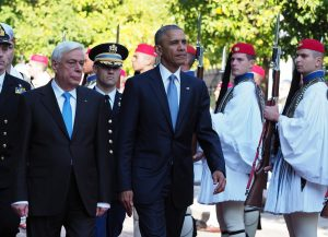 #obama_athens: To twitter υποδέχεται τον Μπάρακ Ομπάμα στην Ελλάδα
