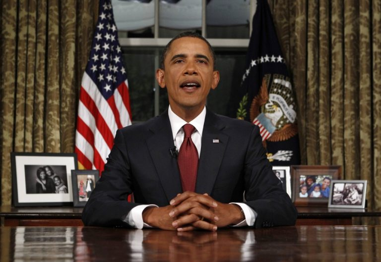 Κήρυξε το τέλος του πολέμου στο Ιρακ ο Ομπάμα   Newsit.gr