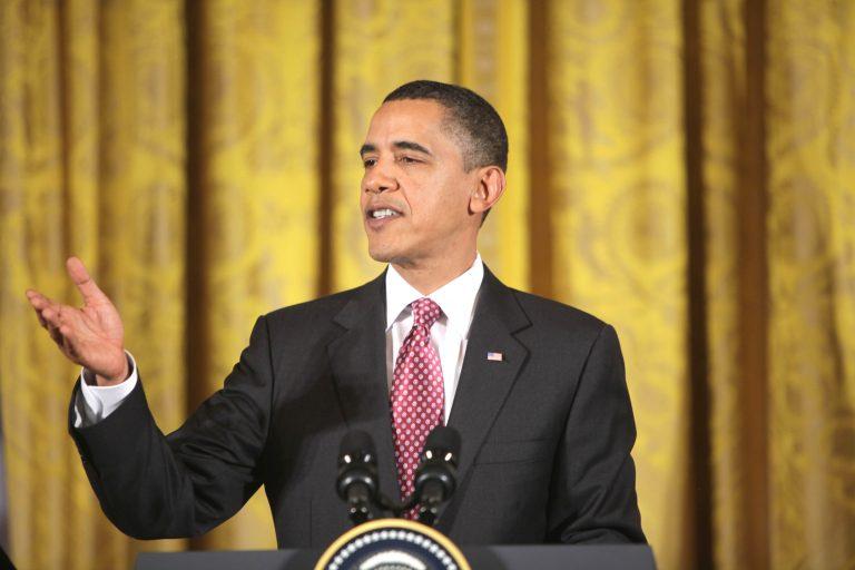 Ομπάμα: Η οικονομία των ΗΠΑ βρίσκεται σε «καλό δρόμο» | Newsit.gr