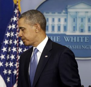 Ξέσπασμα ανθρώπου του Ομπάμα! Ρατσιστής και παθολογικός ψεύτης ο Τραμπ