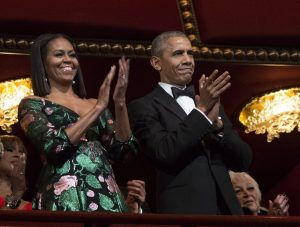 Τι έκανε η Μισέλ Ομπάμα το βράδυ των εκλογών [pics]