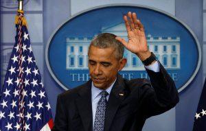 Ομπάμα: Σε ποιόν ξένο ηγέτη έκανε το τελευταίο του επίσημο τηλεφώνημα