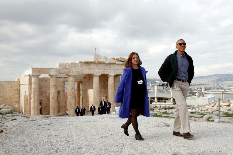 Ομπάμα στην Αθήνα: Το σουβλάκι και οι ανεκπλήρωτες επιθυμίες του!