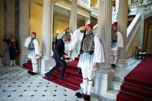 Μπαράκ Ομπάμα: «Άγνωστα» καρέ από την Αθήνα (κι όχι μόνο) [pics]