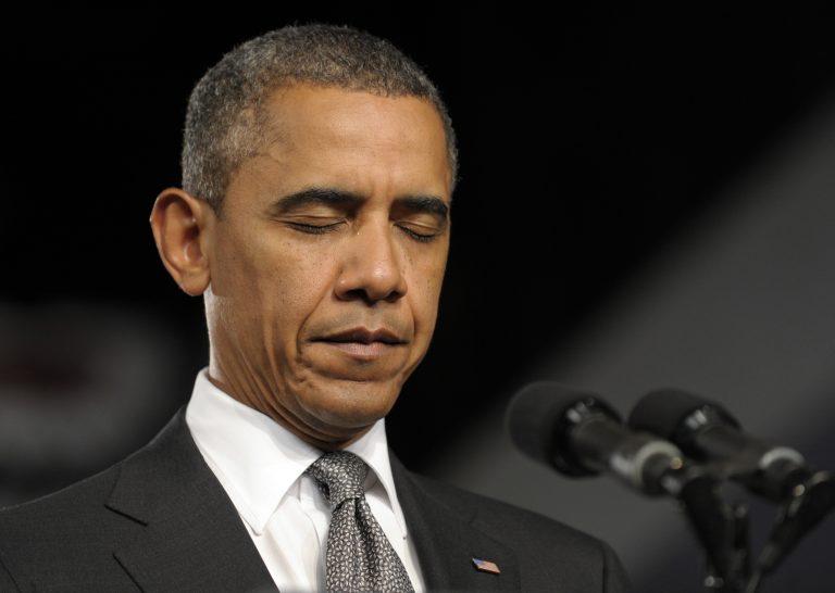 Στο σημείο του μακελειού ο Ομπάμα | Newsit.gr