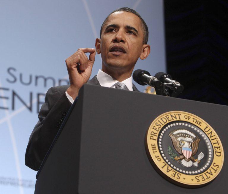 Κήρυξε… πόλεμο στα ελλείμματα ο Ομπάμα | Newsit.gr