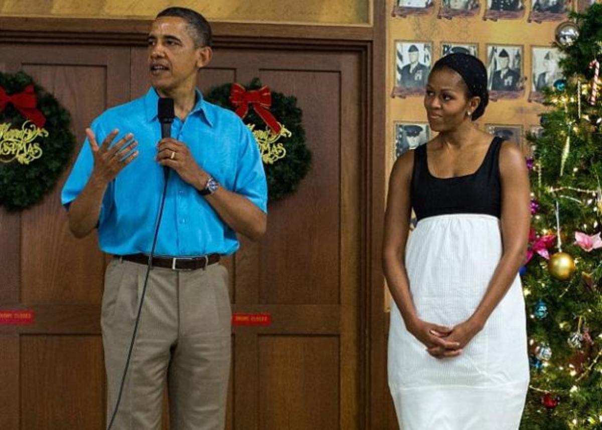 Το καλοκαιρινό πεντικιούρ της Michelle Obama μέσα στις γιορτές!   Newsit.gr