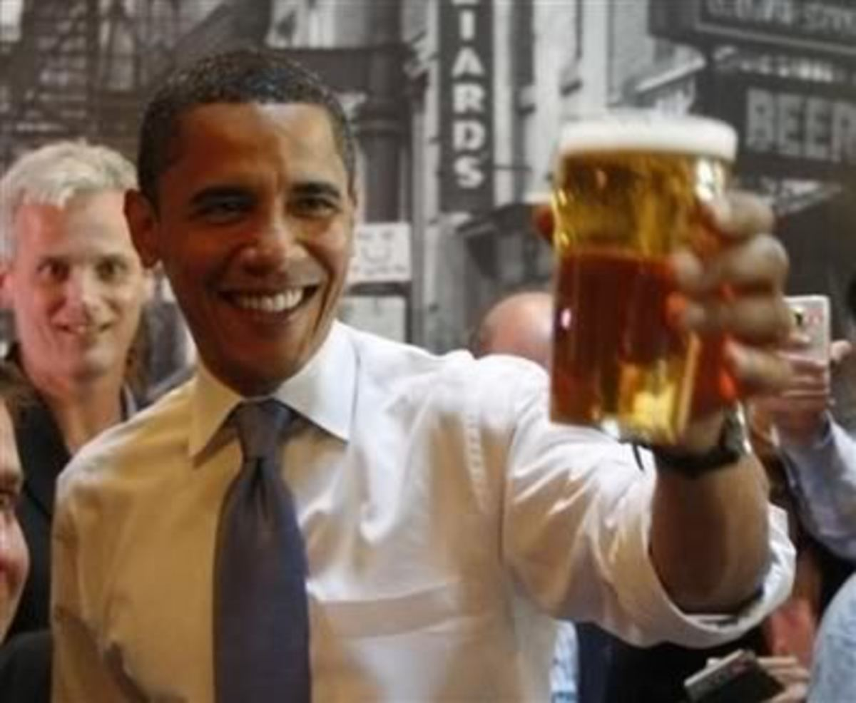 Ομπάμα και Κάμερον στοιχημάτισαν μία «ξανθιά» για το Μουντιάλ | Newsit.gr