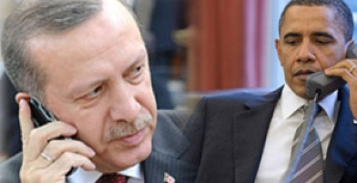 Ερντογάν: «O Oμπάμα με κάλεσε και έδωσε το τηλέφωνο στον Νετανιάχου» | Newsit.gr